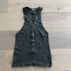Urban outfitters green tank top